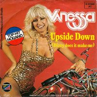 Cover Vanessa [NL] - Upside Down (Dizzy Does It Make Me)